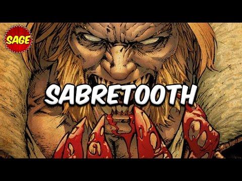 Who is Marvels Sabretooth? Psychotic AntiWolverine aka The Runt Hunter