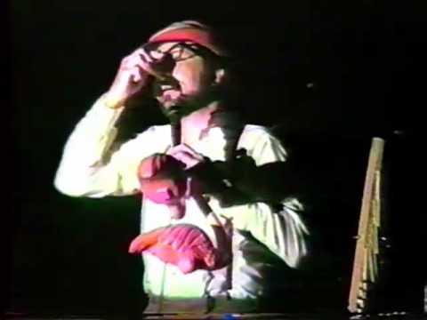 Ferguson and Taylor, Cabaret, Buffalo, EDDIE DOMBROSKI 1985