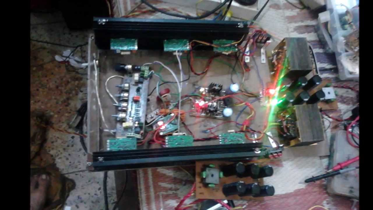 Lm3886 Gainclone The Easiest Diy 3 Way Active World