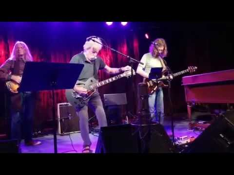 John Kadelcik Band with Bob Weir at Terrapin Crossroads TXR20171213
