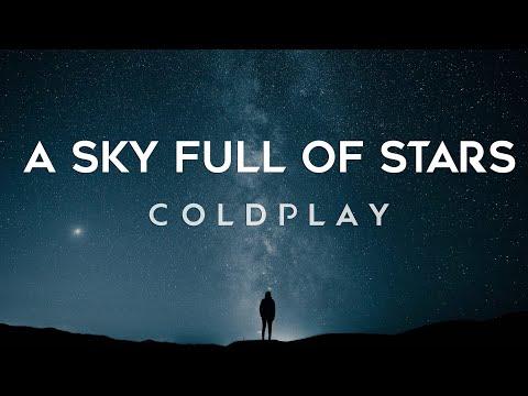 Coldplay - A Sky Full Of Stars (Lyrics)