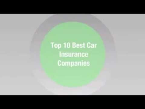 Best car insurance companies world wide !!