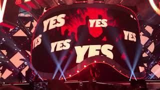 Daniel Brian in ring return wrestlemania 34