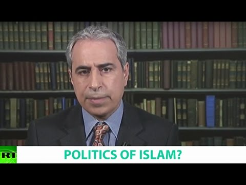 POLITICS OF ISLAM? Ft. Suleiman Mourad, Professor and Author