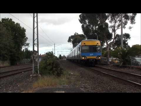 SRM On Tour | Australia 2015 | Episode 2| Trains at Essendon.