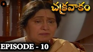 Episode  10 | Chakravakam Telugu Daily Serial