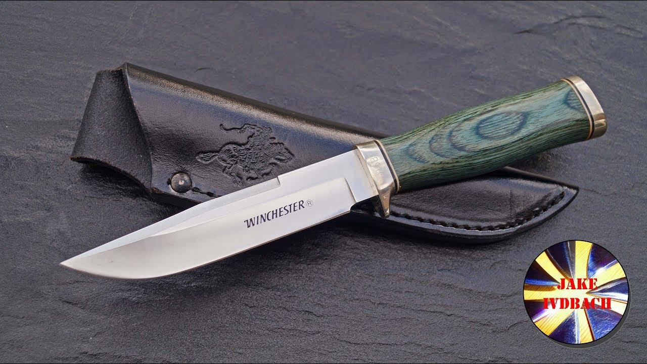 Winchester Hattori Master Hunter IV hunting Knife Japan ltd Edition  Jagdmesser
