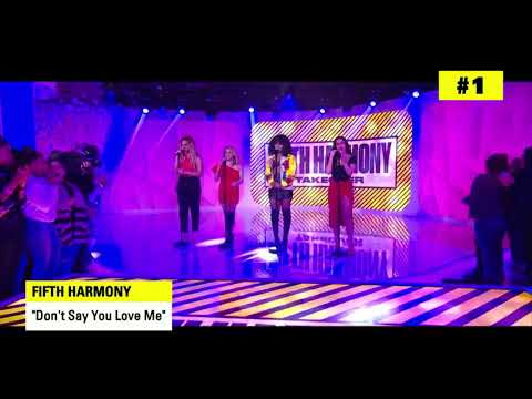 Dont Say You Love Me - Fifth Harmony TRL - MTV