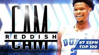 Cam Reddish's natural talent could make him an eventual All-Star | 2019 NBA Draft Scouting Report
