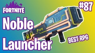 BEST RPG Noble Launcher & Patch 4.0 Coming Soon | Fortnite #87