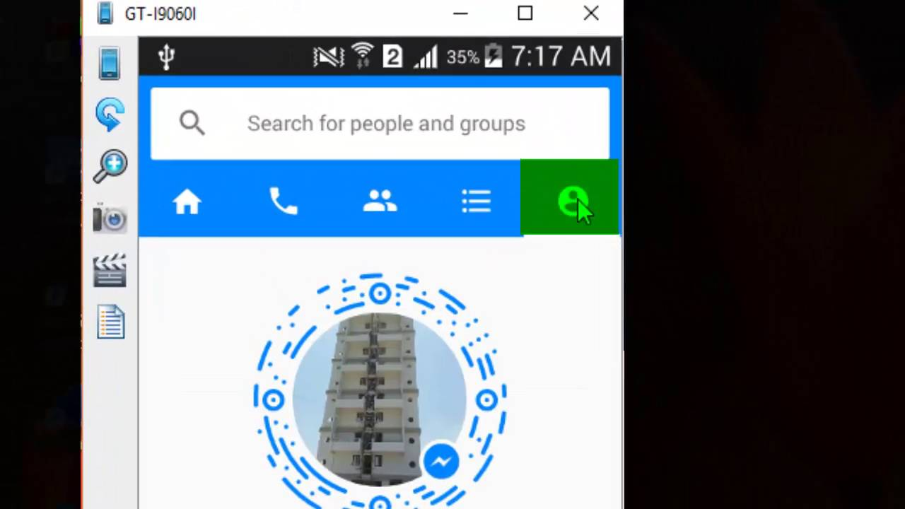How to turn off sound in Facebook messenger android app