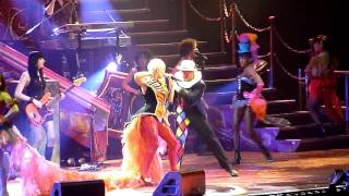 P!nk in Sydney, July 18, 2009 - Bad Influence