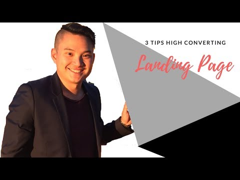 3 Tips High Converting Landing Page - Ecommerce on Shopify
