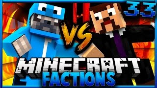 """Minecraft Factions: """"THE BIGGEST BATTLE!"""" #33 (SaiCoPvP: Wither Realm)"""