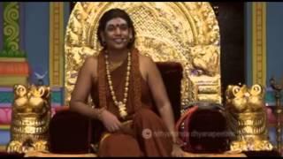 ''Je Vais Créer des Génies de Mon Sanctuaire'' - Swamiji