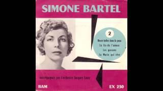 Simone Bartel - Douze belles dans la peau