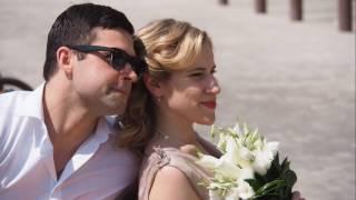 Свадьба детей Виталия и Натальи. Слайд-фото.