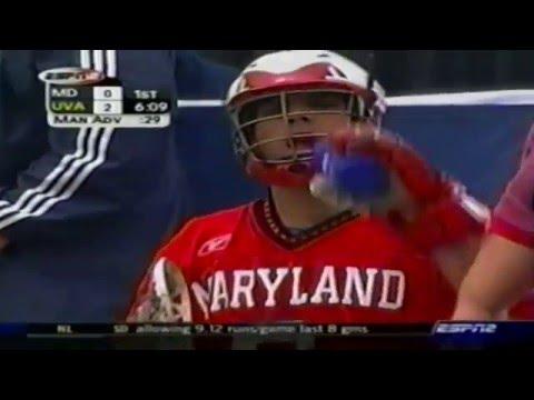 2003 NCAA SemiFinals   UVA vs  Maryland
