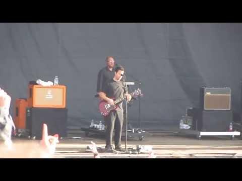 Jimmy Eat World - Sweetness Live Download Festival 2013