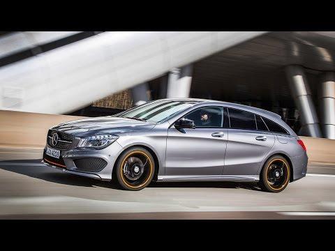 Mercedes-Benz CLA Shooting Brake — комментарий к тесту