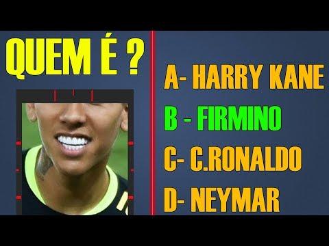 Quiz de Futebol - Consegue adivinhar o jogador pelo seu sorriso ?