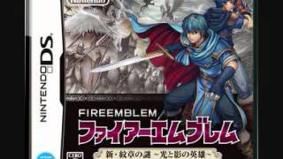 Fire Emblem: New Mystery of the Emblem: Off to War