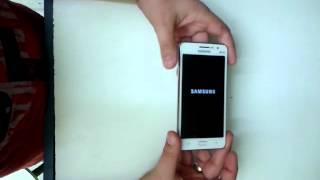 Dr.Celular - Samsung G530 Gran Prime - Hard Reset - Desbloquear - Resetar