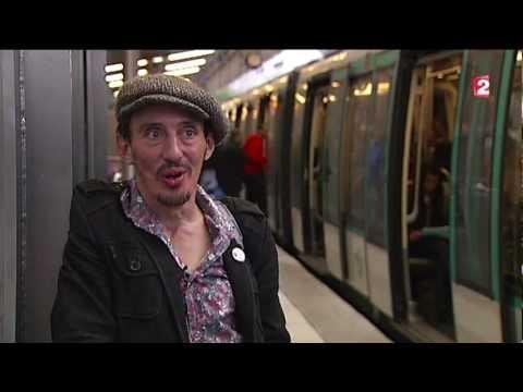 """""""Passion métro"""" le feuilleton JT 13h du 12 octobre 2012"""