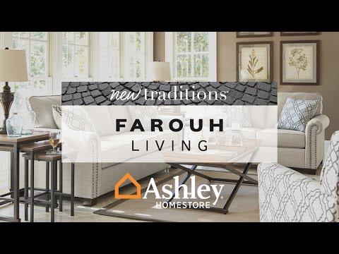 Ashley HomeStore | Farouh Living