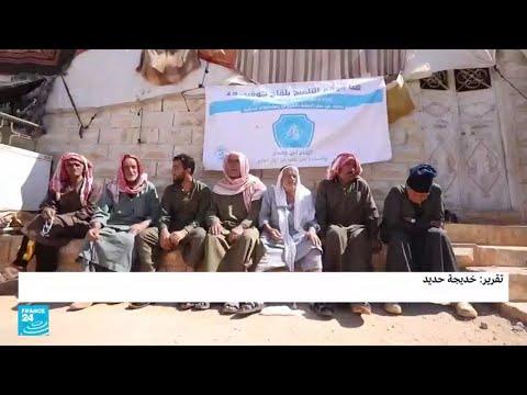 ماذا عن حملة التطعيم ضد فيروس كورونا في إدلب السورية؟  - نشر قبل 11 ساعة