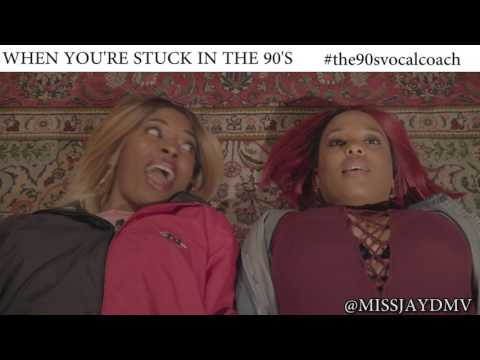 MISSJAYDMV The 90s Vocal Coach