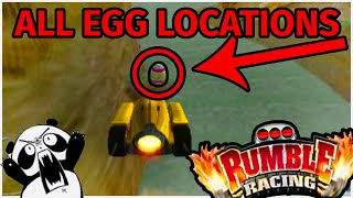 Rumble Racing: Road To Banana Car EP14 - Egg Hunt