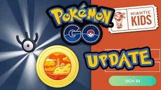 Update 0.115.2: Neue Medaille, Gen 4 Hinweis, EX-Pässe tauschen   Pokémon GO Deutsch #700
