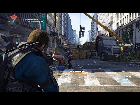 Tom Clancy&39;s The Division 2  Multiplayer Gameplay (PC HD) [1080p60FPS]