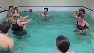Сальто с раннего возраста-Обучение плаванию в бассейне в Минске для детей (Курсы,Секция,занятия)