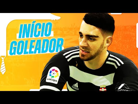 OS INESQUECÍVEIS PRIMEIROS GOLS! | Carreira Jogador e Treinador #02 | FIFA 21 | FC Cartagena
