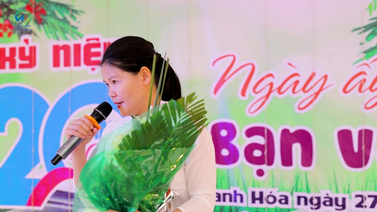 ✅ Trường THCS Đông Quang – Hội Khóa 20 năm ngày trở về – ĐVTH Việt Thanh Media 0934 544 898