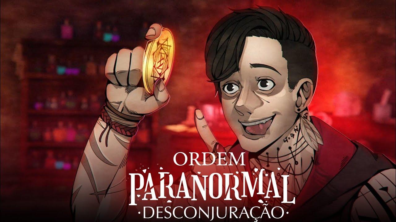 """Transcender"" - Episódio 3 - Ordem Paranormal: Desconjuração"