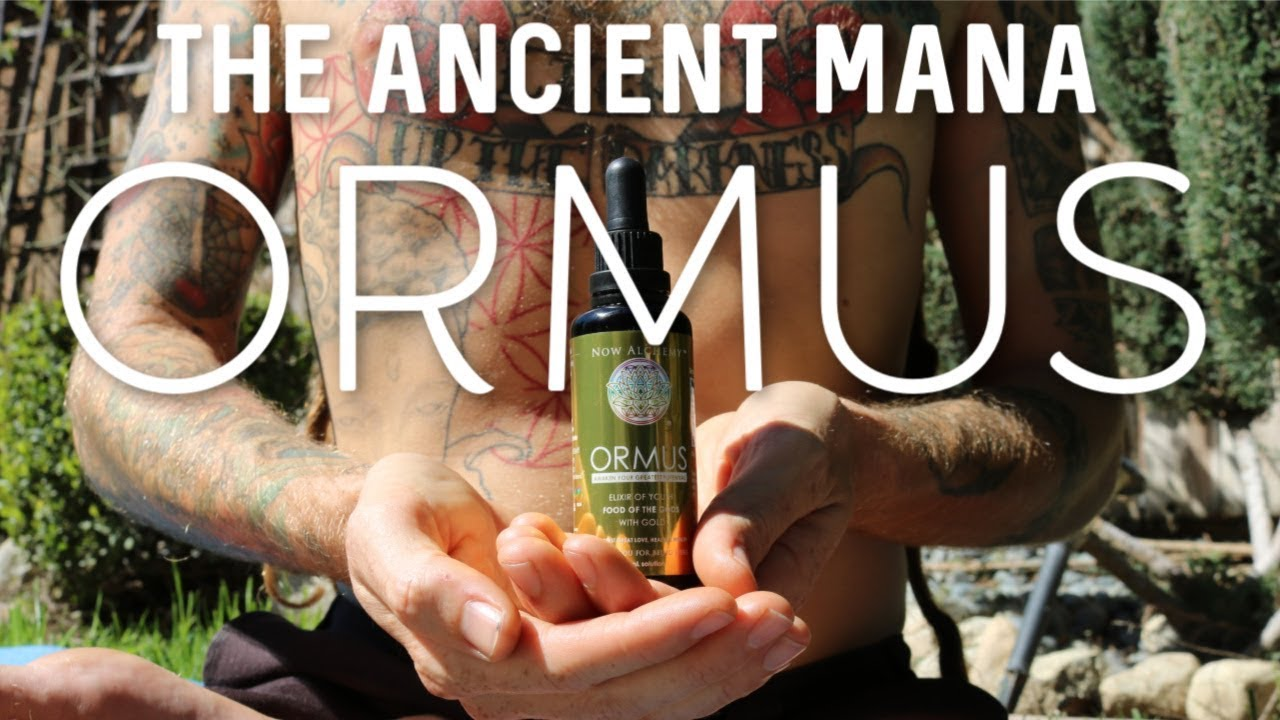 Taking Ormus for Decalcifying the Pineal Gland | Now Alchemy Ormus Gold  Review