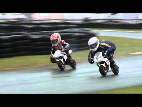 2016 Cool Fab-Racing British Minibikes Championship: Rd 1 Llandow, Part 2