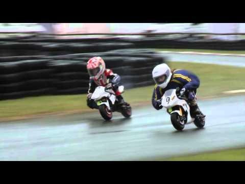 2016 Cool Fab-Racing British Minibikes Championship: Rd 1 Llandow, Part 2