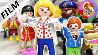 摩比游戏 Playmobil 玩偶影片 妈妈被抓了?被小偷诬陷了