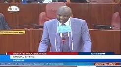 Senator Kang'ata tables motion to oust Kithiki