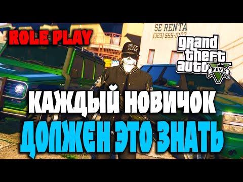 ЛУЧШИЙ ГАЙД ДЛЯ НОВИЧКОВ GTA 5 RP | VineWood/DownTown