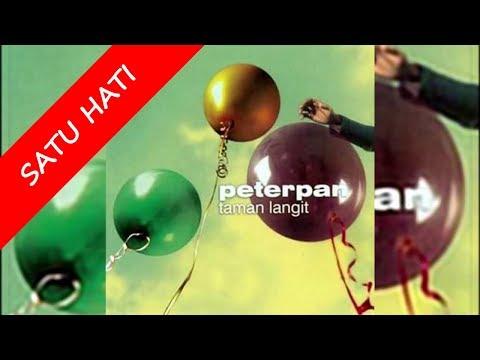 Peterpan - Satu Hati (Lirik)