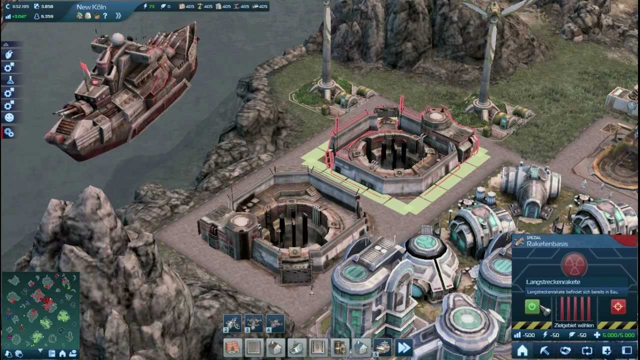 5 abonnenten special anno 2070 milit rspecial youtube for Anno 2070 find architect