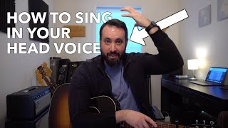 How To Sing In Your Head Voice & Chest Voice + Things Get A Little Weird