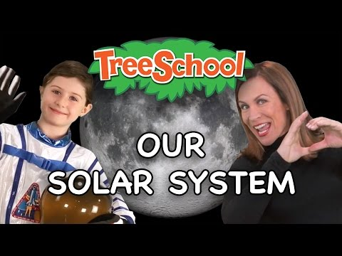 Rachel and the Treeschoolers - Our Solar System!