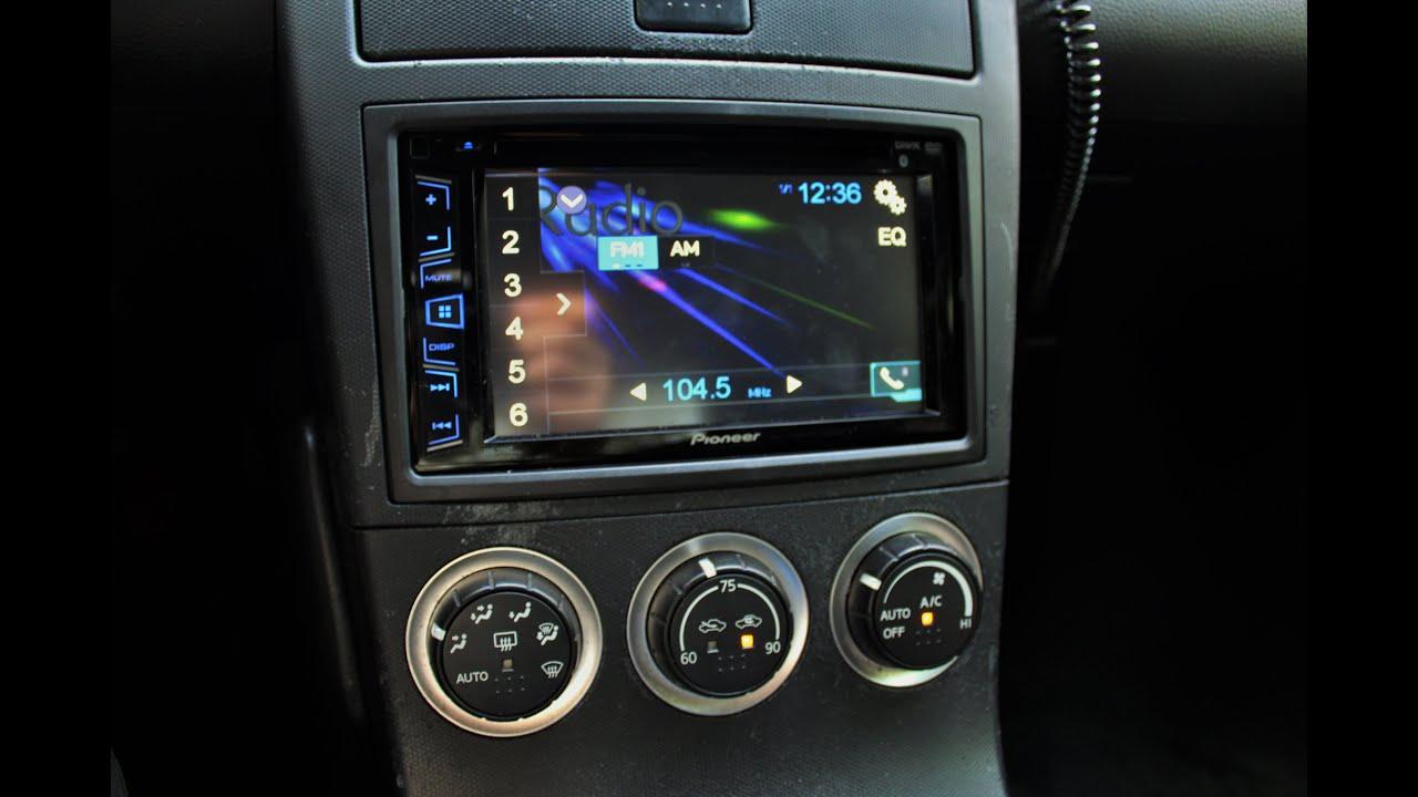 Radio Removal 350z