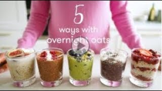 5 Delicious Overnight Oat Recipes | Ultiimate Health Advise